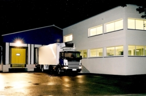 Actis Froid - Site logistique - 2 quais